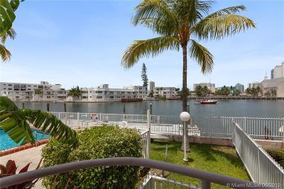 Miami Beach Condo For Sale: 6881 Bay Dr #5