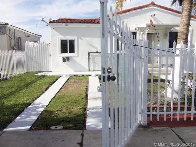 Miami Single Family Home For Sale: 3221 NW 18th St