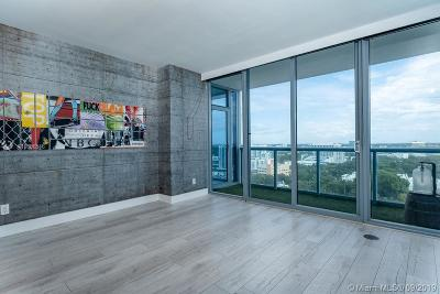 Blue Condo Rental For Rent: 601 NE 36th St #1602