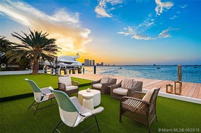 Miami Beach Single Family Home For Sale: 1413 N Venetian Way