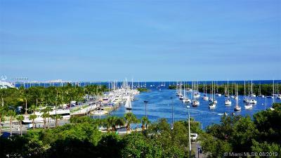 Miami Condo For Sale: 2843 S Bayshore Dr #6D