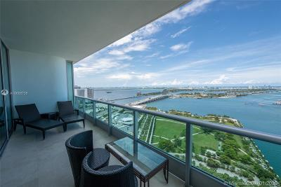 Condo For Sale: 900 Biscayne Blvd #3704