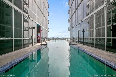Miami Condo For Sale: 1100 Biscayne Blvd #2705