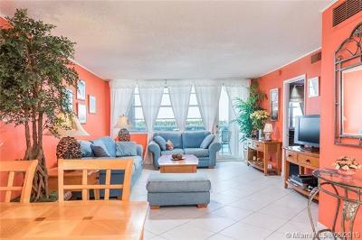 Miami Beach Condo For Sale: 6770 Indian Creek Dr #8K