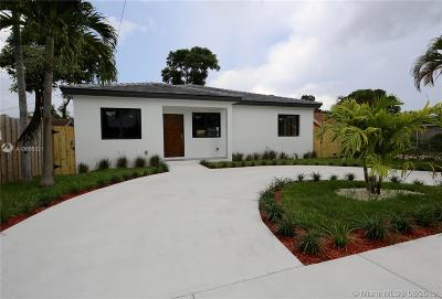 Miami Single Family Home For Sale: 5585 SW 4th St