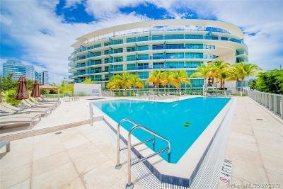 Peloro Miami Beach Condo For Sale: 6620 Indian Creek Dr #107