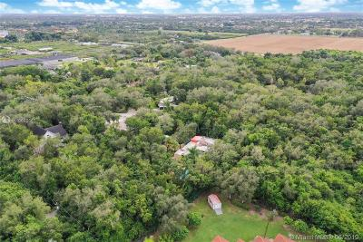 Homestead Single Family Home For Sale: 17080 SW 284th St