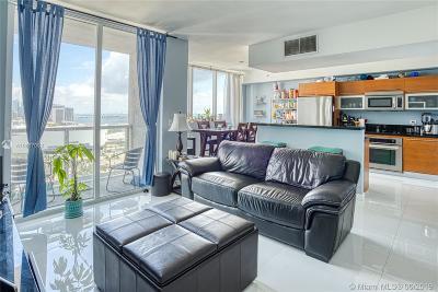 Miami Condo For Sale: 244 Biscayne Blvd #2108