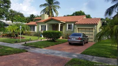 Miami Shores Single Family Home For Sale: 118 NW 102nd St