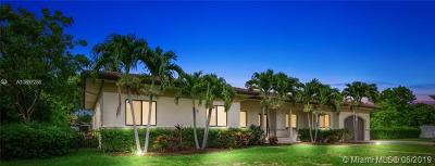 Miami Single Family Home For Sale: 9575 SW 101st Ter