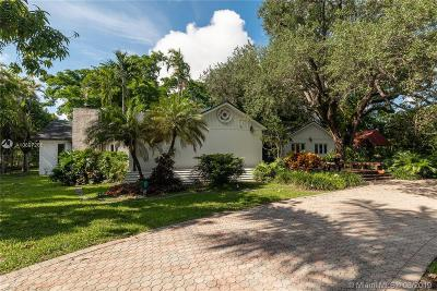 Miami Single Family Home For Sale: 8940 SW 112th St