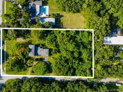 Palmetto Bay Residential Lots & Land For Sale: 7900 SW 157th St