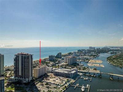 Fort Lauderdale Condo For Sale: 200 S Birch Rd #102