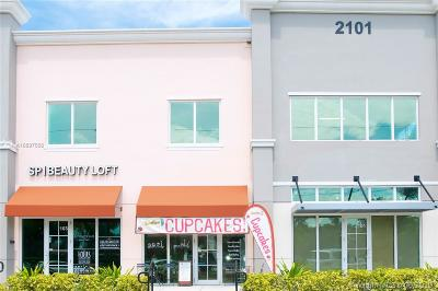 Miramar Commercial For Sale: 2101 SW 101st Ave #6-102