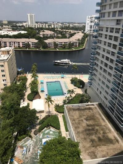Hollywood Condo For Sale: 3800 S Ocean Drive #1512