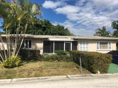 Margate Single Family Home For Sale: 6805 NW 9th Ct