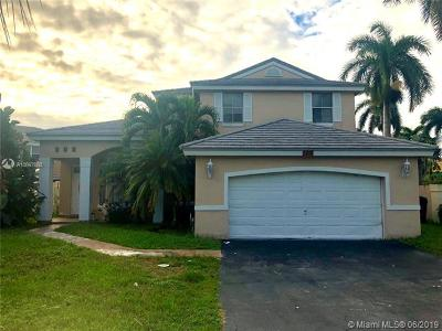 Coconut Creek Single Family Home For Sale: 5410 NW 53rd Dr