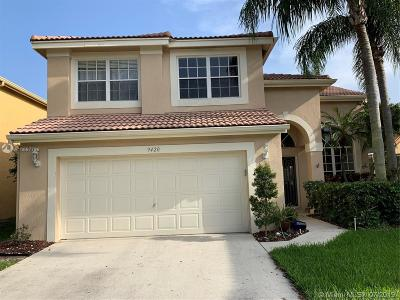 Boca Raton Single Family Home For Sale: 9420 Peabody Ct