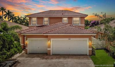 Broward County Single Family Home For Sale: 3033 SW 137th Ave
