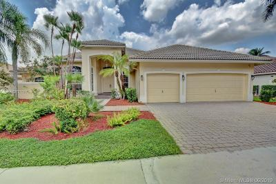 Weston Single Family Home For Sale: 1586 Island Way
