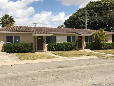 Miami Multi Family Home For Sale: 2796-2798 SW 32nd Ave