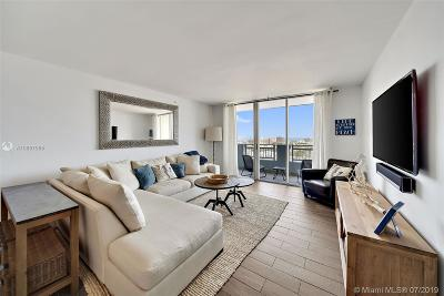 Miami Beach Condo For Sale: 90 Alton Rd #1509