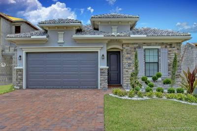 Coral Springs Single Family Home For Sale: 3784 NW 89th Way