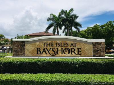 Cutler Bay Condo For Sale: 22701 SW 88th Pl #105-9