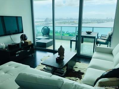900 Biscayne, 900 Biscayne Bay, 900 Biscayne Bay Condo Rental For Rent: 900 Biscayne Blvd #2507