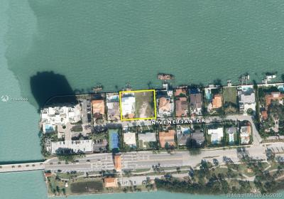 Miami Single Family Home For Sale: 851 N Venetian Dr