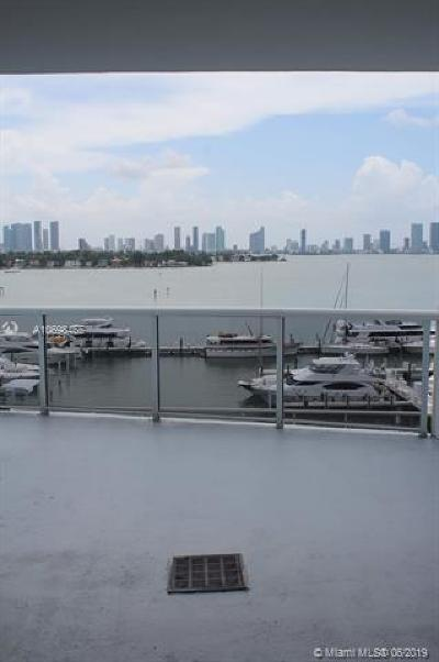 Miami Beach Rental For Rent: 1800 Sunset Harbour Dr #808