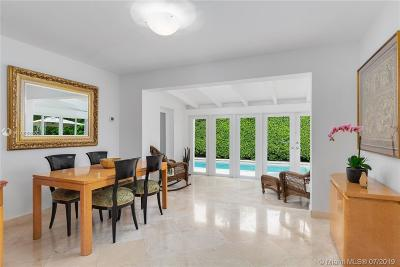 Miami Beach Single Family Home For Sale: 4444 Nautilus Dr