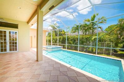 Weston Single Family Home For Sale: 1251 Skylark Dr