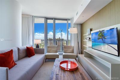 Hollywood Condo/Townhouse For Sale: 4111 S Ocean Dr #2611