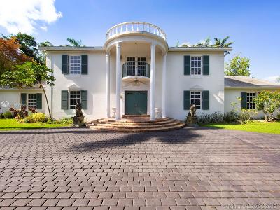 Miami Single Family Home For Sale: 7400 SW 61 St