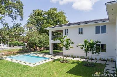 South Miami Single Family Home For Sale: 7540 SW 64th Ct