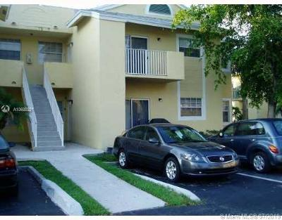 Pembroke Pines Condo For Sale: 1851 NW 96th Ter #6F