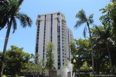 Miami Condo For Sale: 1000 Quayside Ter #304