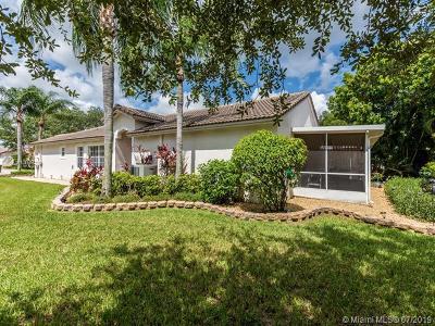 Weston Single Family Home For Sale: 16505 E Sapphire St