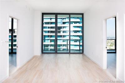 Sls Brickell Residences, Sls, Sls Brickell, Sls Brickell Condo Rental For Rent: 1300 S Miami #PH5109