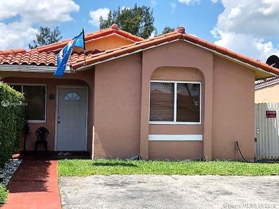Hialeah Single Family Home For Sale: 2597 W 65th Street