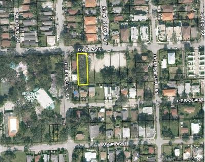 Coconut Grove Residential Lots & Land For Sale: 3468 Day Ave