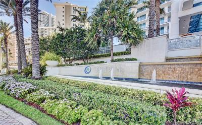 Hollywood Condo For Sale: 3101 S Ocean Dr #3408