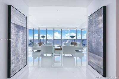 Hollywood Condo For Sale: 3101 S Ocean Dr #1008