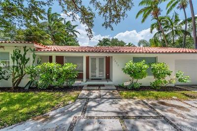 Miami Single Family Home For Sale: 7420 SW 53rd Ct