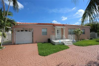Coral Gables Single Family Home For Sale: 5 Alcantarra Ave
