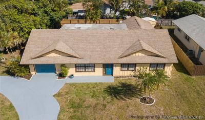 Delray Beach Single Family Home For Sale: 627 Lindell Blvd