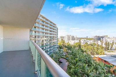 Flamingo, Flamingo South Beach, Flamingo South Beach Co., Flamingo Condo, Flamingo South Beach Cond, Flamingo South Beach I, Flamingo South Beach I Co Rental For Rent: 1500 Bay Rd #M-1515