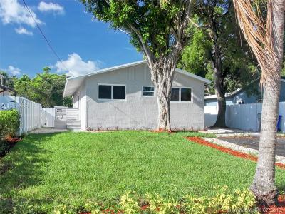 Pompano Beach Single Family Home For Sale: 828 SW 13th Ct