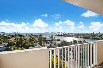 Island Place, Island Place At North Ba, Island Place At North Bay Rental For Rent: 1455 N Treasure Dr #8-R